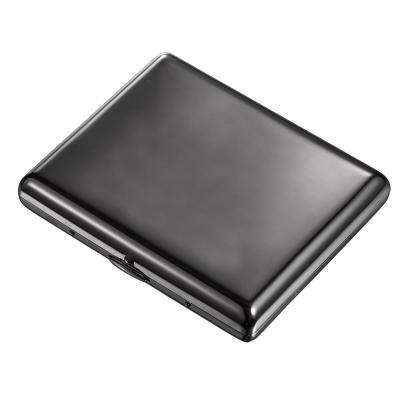 Simone Gun Metal Cigarette Case