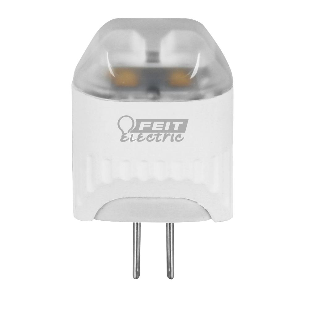 Feit Electric 10w Equivalent Warm White 3000k G4 Bi Pin