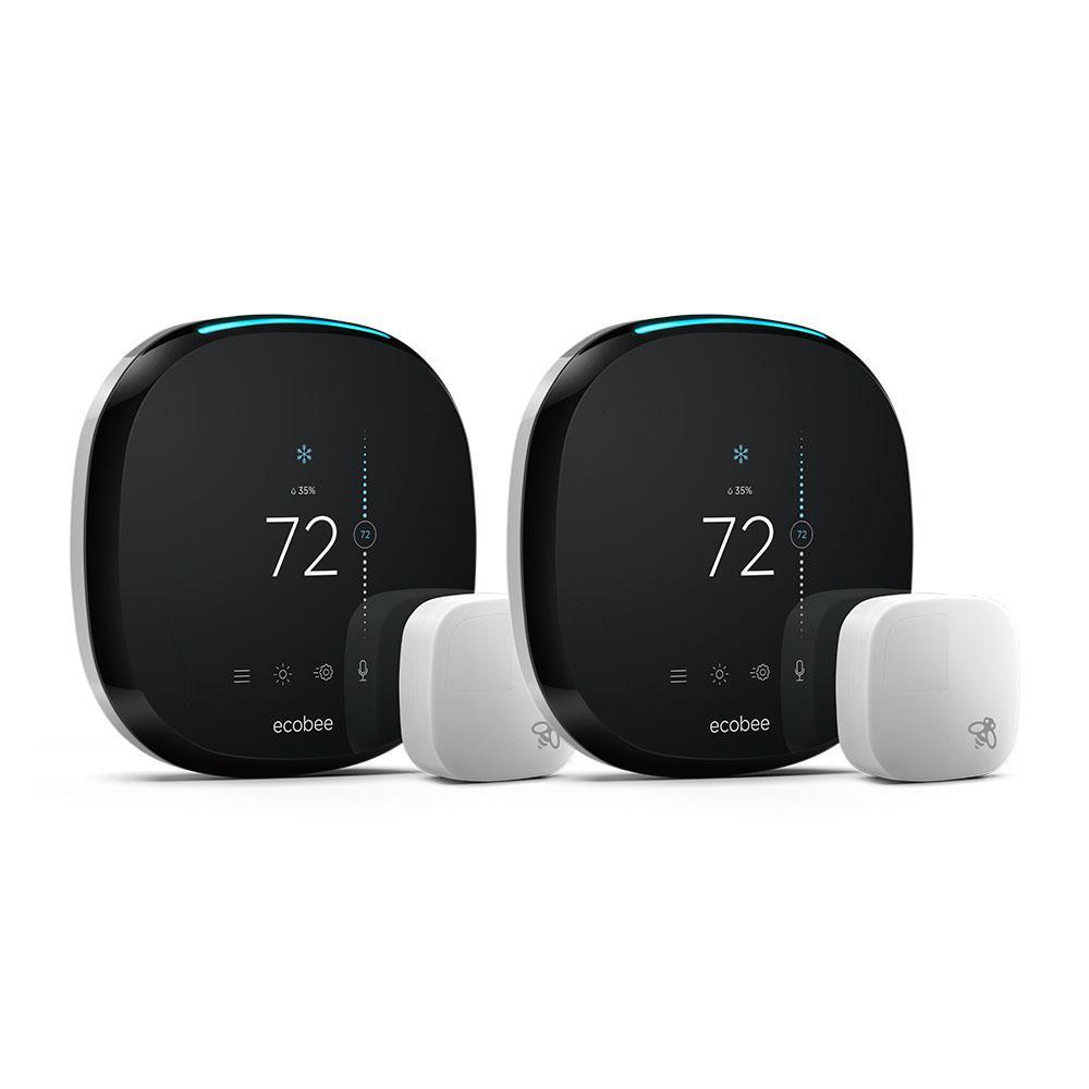 4, 7-Day Smart Thermostat Value Bundle