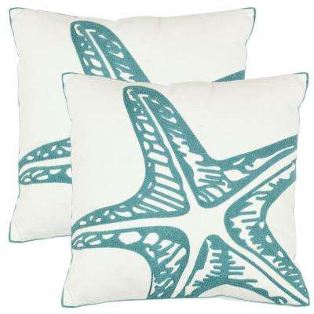 Whitney Coastal Pillow (2-Pack)