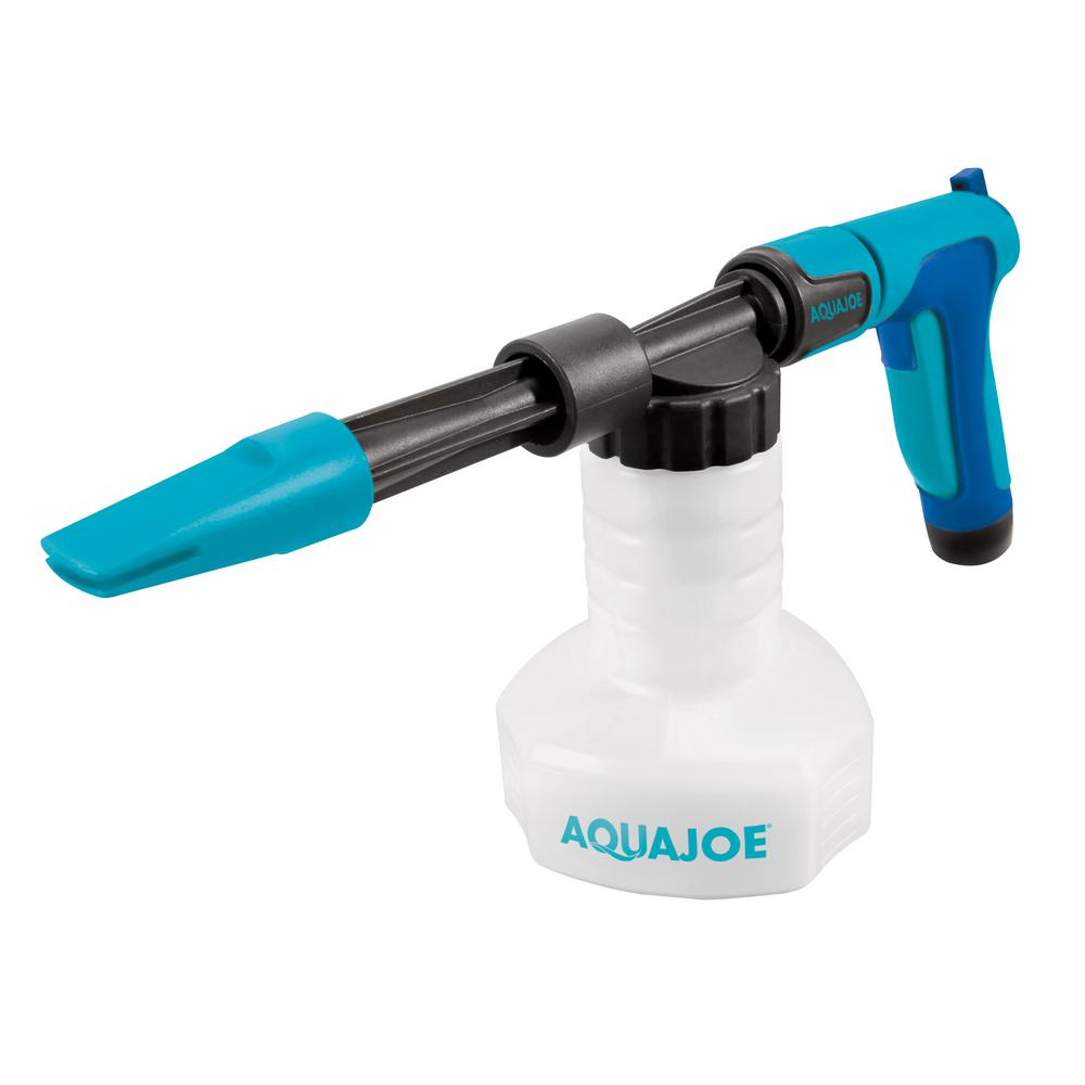 2IN1 High Pressure Power Car Water Washer Wand Nozzle Spray Gun Bottle Kit  Ц