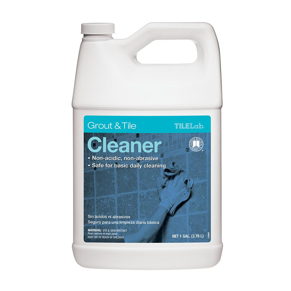Custom Building Products TileLab 1 Gal. Grout and Tile Cleaner