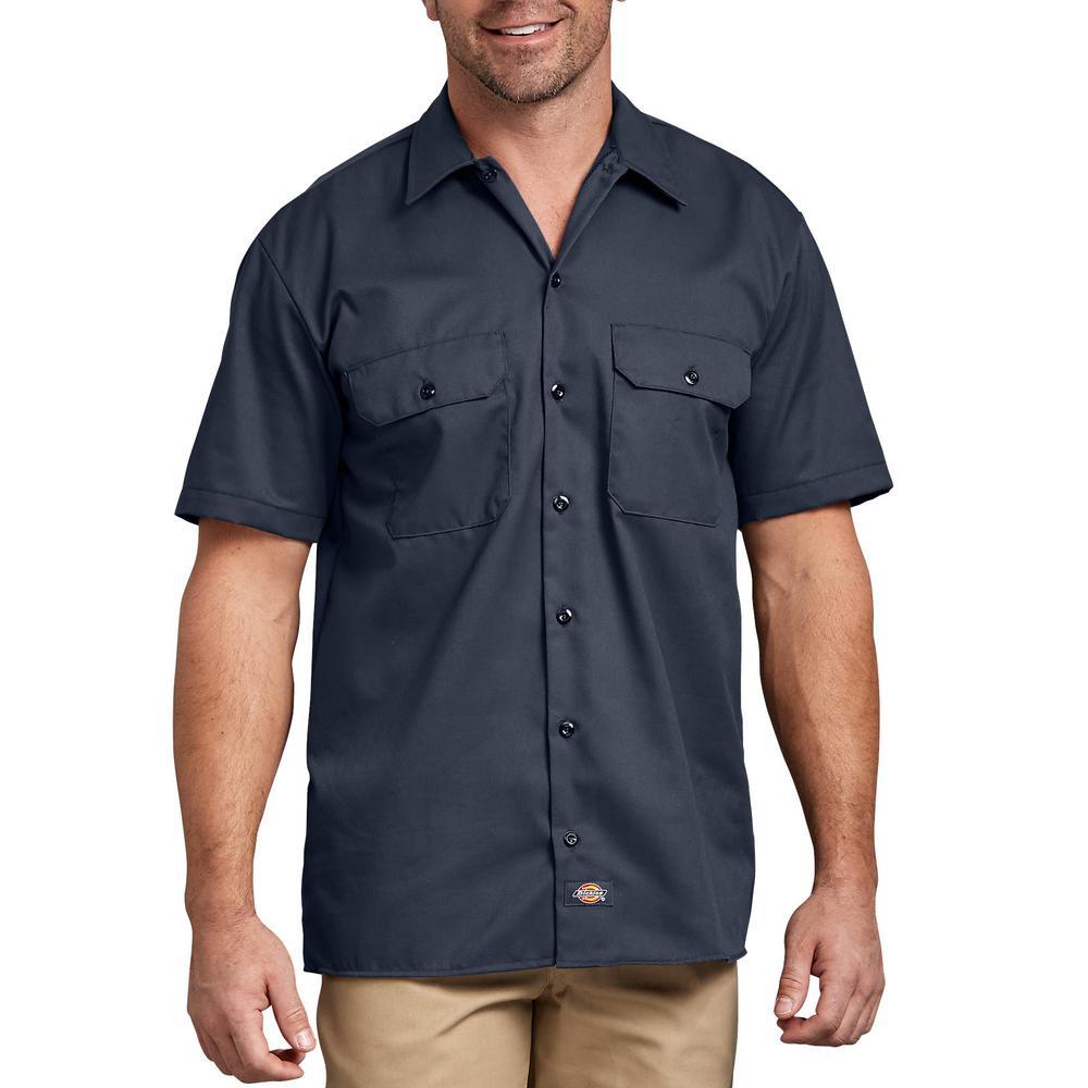 Dickies Mens Short Sleeve Work Shirt