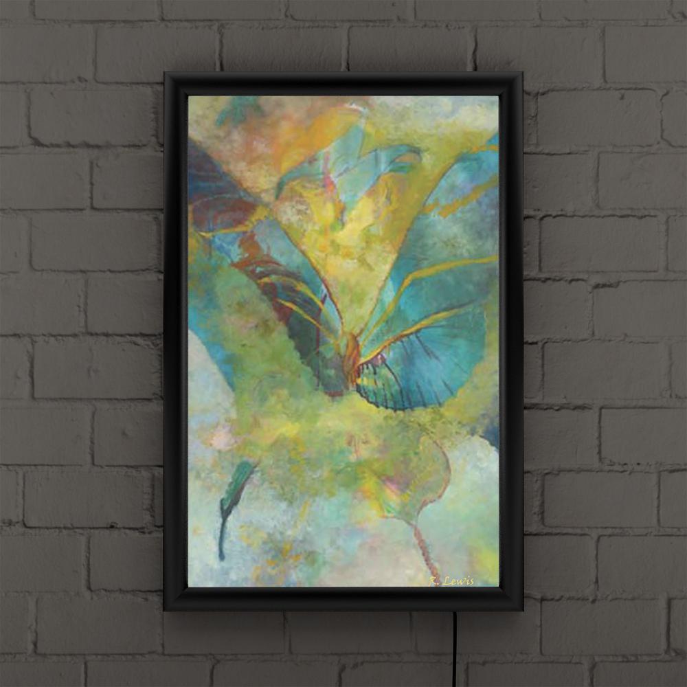 Butterflies Wall Art Wall Decor The Home Depot