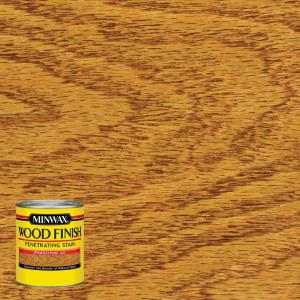 8 oz. Wood Finish Ipswich Pine Oil Based Interior Stain