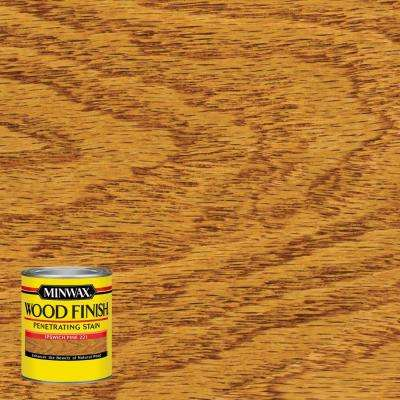 8 oz. Wood Finish Ipswich Pine Oil Based Interior Stain (4-Pack)