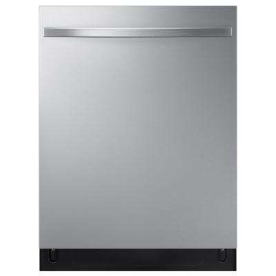 24 in. Top Control Storm Wash Tall Tub Dishwasher in Fingerprint Resistant Stainless Steel with Auto Release Dry, 48 dBA