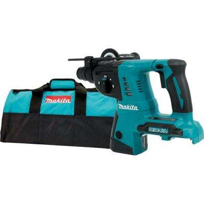18-Volt LXT X2 Lithium-Ion 1 in. Cordless Rotary Hammer (Tool-Only)