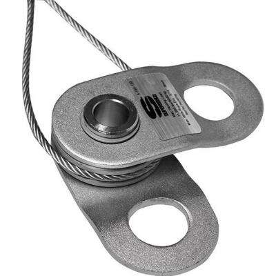ATV, Trailer and Utility Swing-Away Pulley Block, 11,000 lb. Capacity