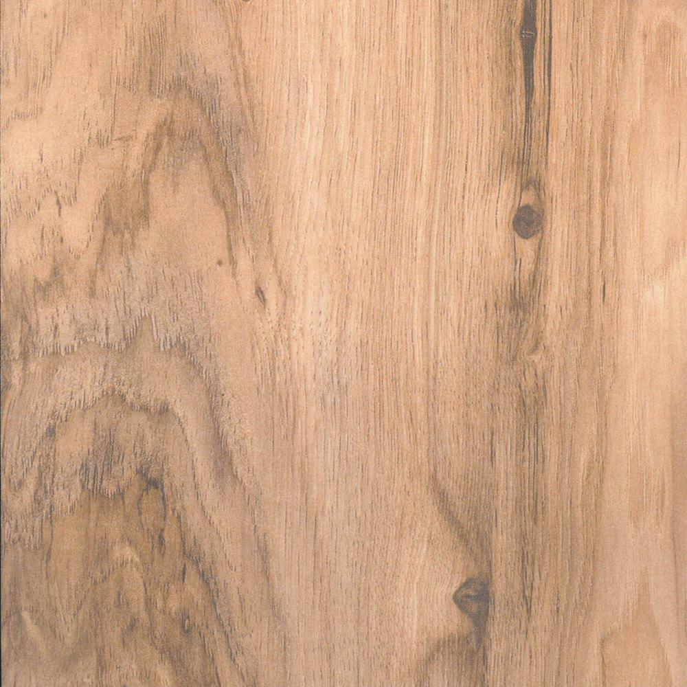 Natural Pecan 7 Mm Thick X 2 3 In Wide 50 5 8 Length Laminate Flooring 24 17 Sq Ft Case