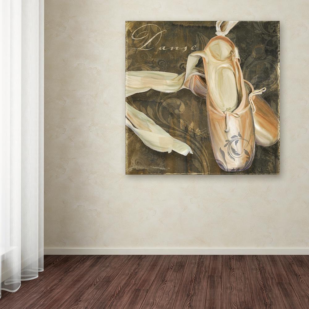 Trademark Fine Art 18 in. x 18 in. ''Danse II'' by