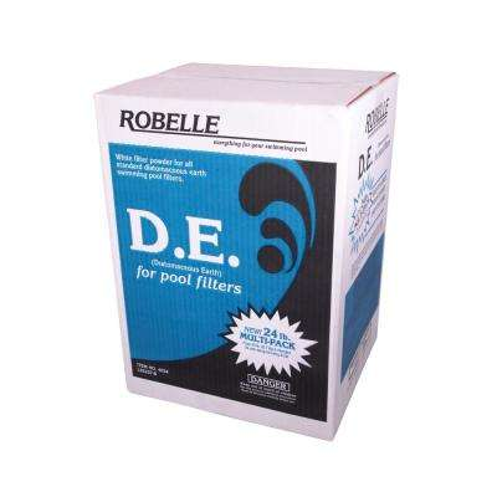 24 lb. Diatomaceous Earth Filter Powder