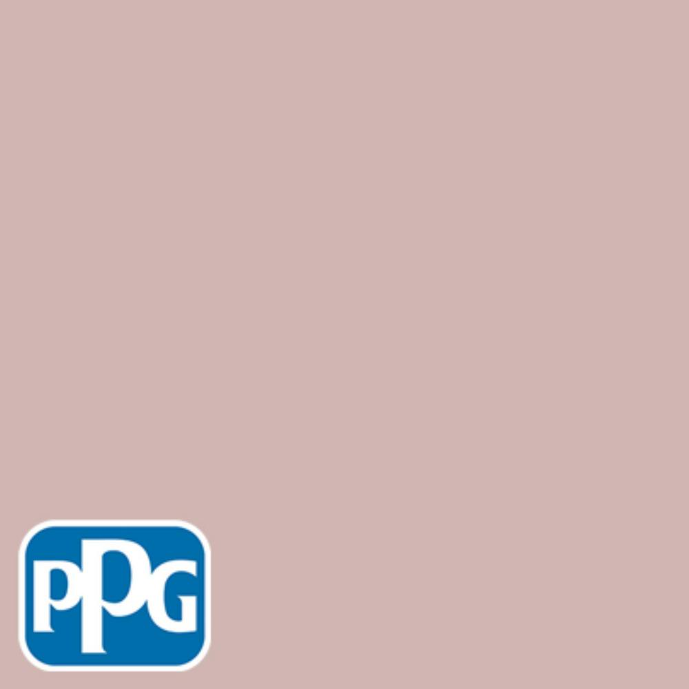 Color Schemes Taupe Orange Ivory: PPG TIMELESS 8 Oz. #HDPPG1N02 Taupe Pink Flat Interior