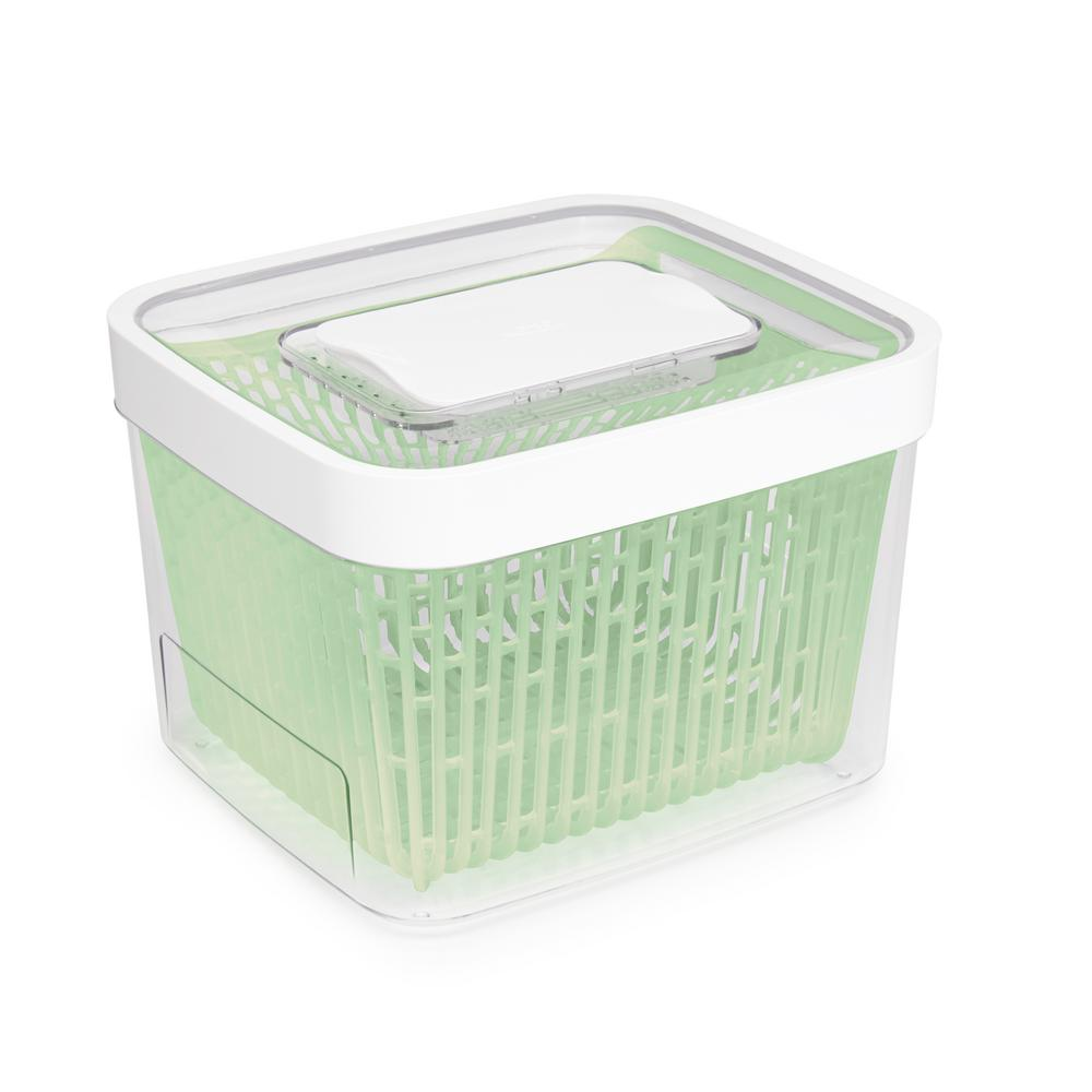 Good Grips GreenSaver 4.3 Qt. Produce Keeper with Lid