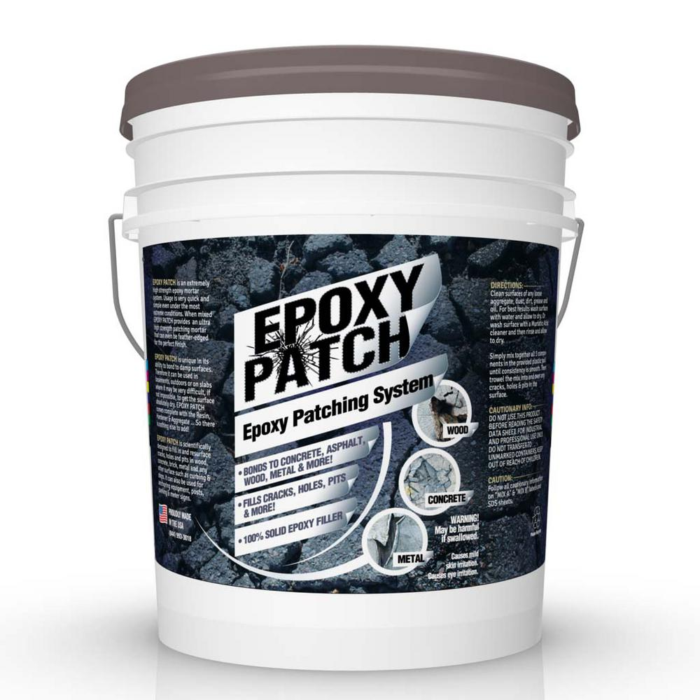 Eco Clean 25 Lb. FDC 3 Part Epoxy Patching System-SPATCH