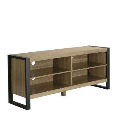 Modern Wood Metal TV Stands Living Room Furniture The Home