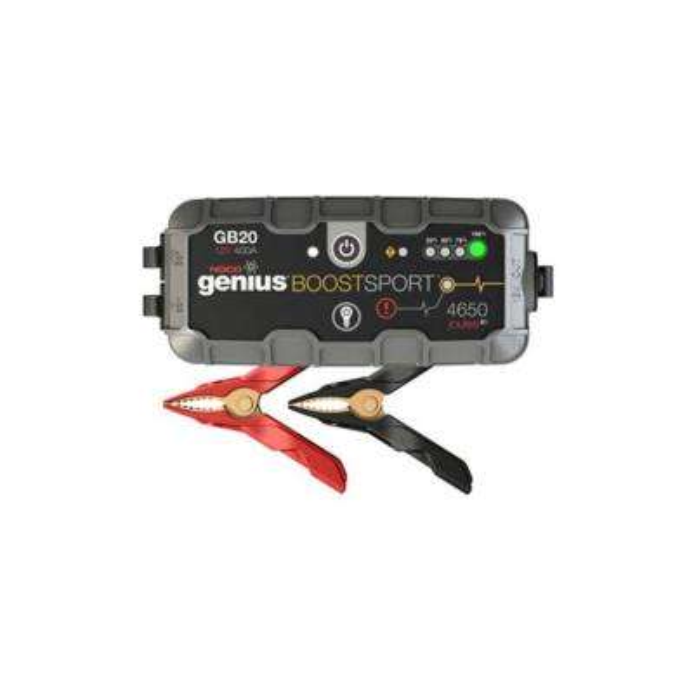 Boost Sport 400 Amp UltraSafe Lithium Jump Starter