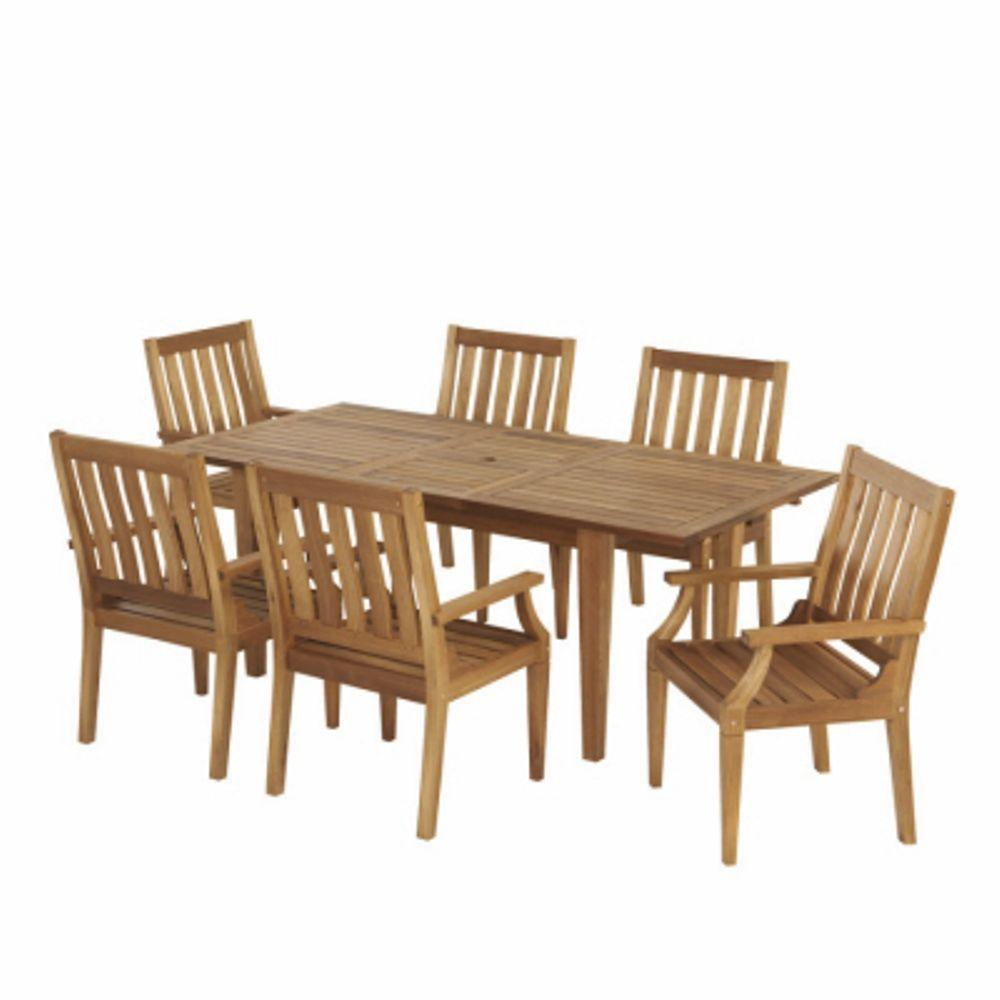 Martha Stewart Living Plum Island Patio Dining Chairs (Set of 6)-DISCONTINUED