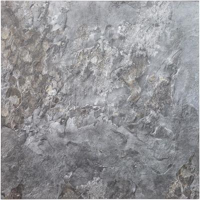 Bantame Blue Gray 24 in. x 24 in. x 10.5mm Semi-Polished Porcelain Floor and Wall Tile (3 pieces / 11.83 sq. ft. / box)