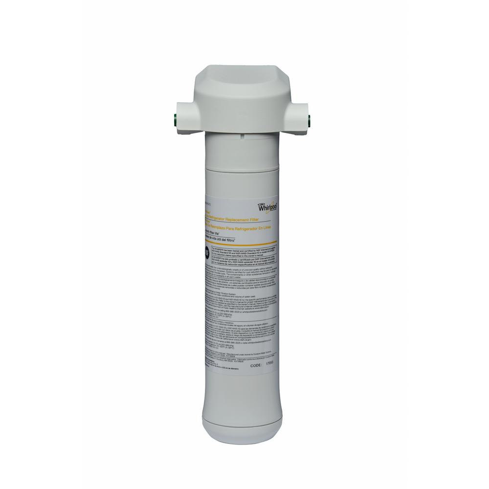 Whirlpool Ultraease In Line Refrigerator Filtration System