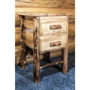 buy popular 7b561 bfce5 Montana Woodworks Glacier Country Collection 2-Drawer ...