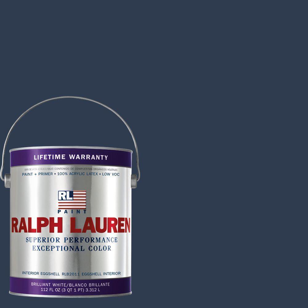 Ralph Lauren 1-gal. Club Navy Eggshell Interior Paint