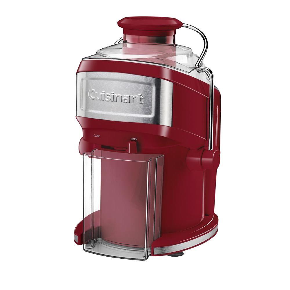 Cuisinart Compact Juice Extractor in Red