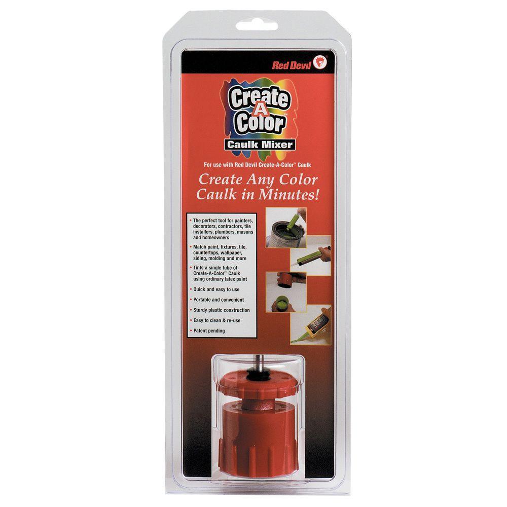 Create-A-Color Standard Caulk Mixer