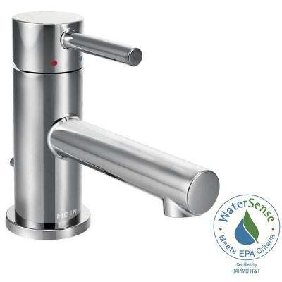 Moen single handle bathroom faucet