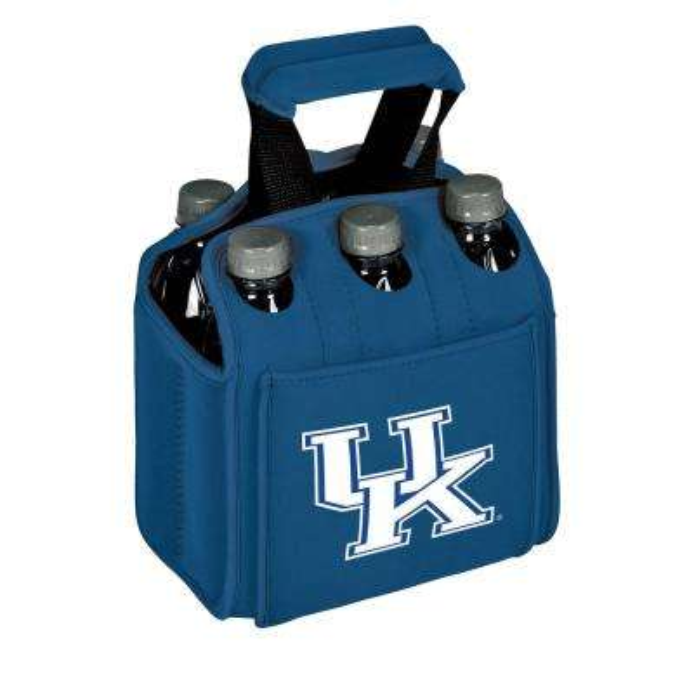University of Kentucky Wildcats 6-Bottles Blue Beverage Carrier