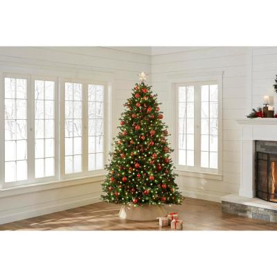 7.5 ft Miles Fir LED Pre-Lit Tree