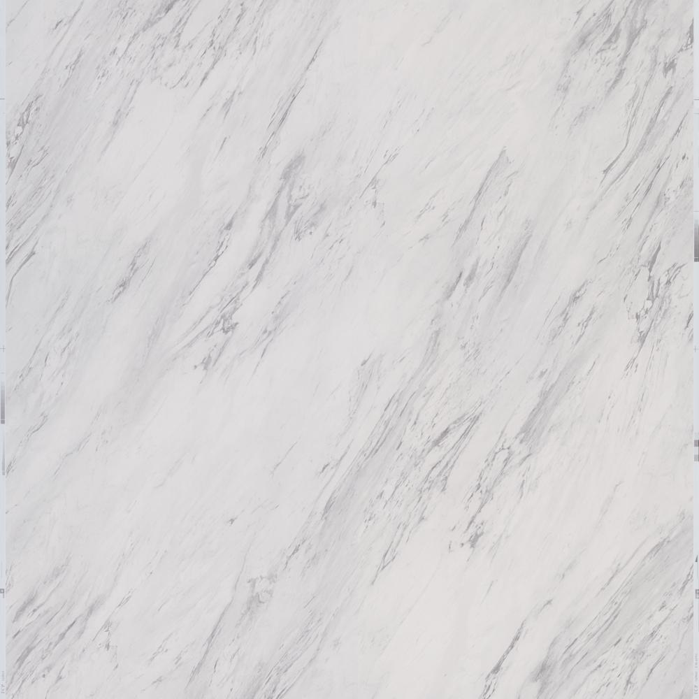 Take Home Sample - Carrara Marble Peel and Stick Vinyl Tile