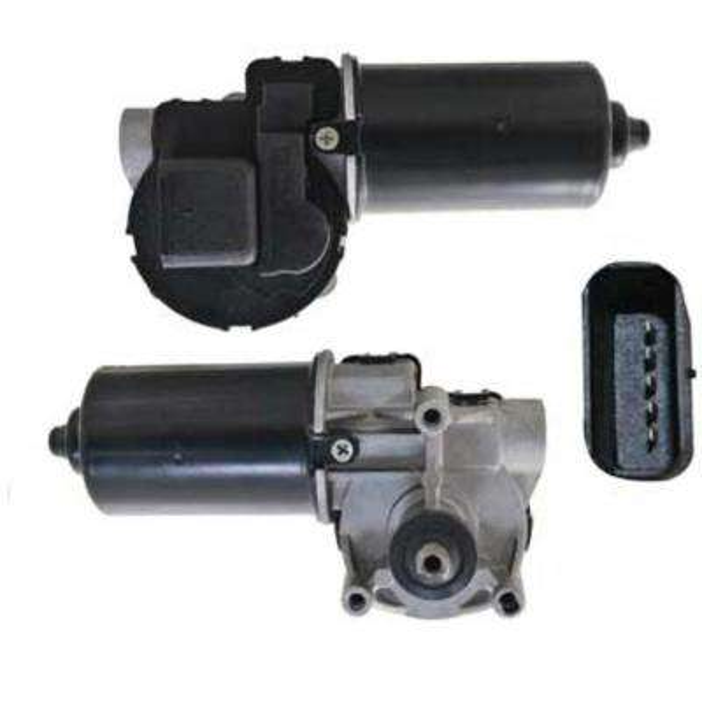 Windshield Wiper Motor - Front