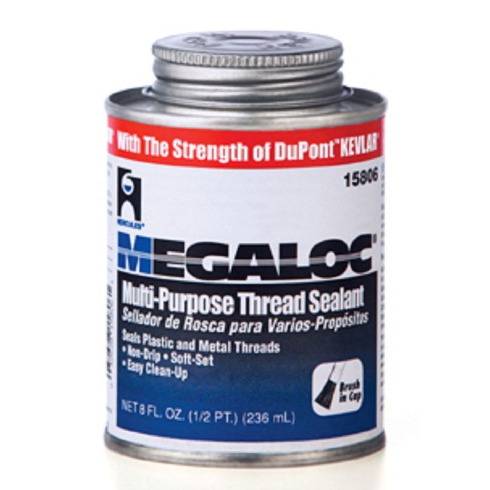Megaloc 8 oz. Pipe Thread Sealant