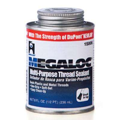 8 oz. Megaloc Thread Sealant