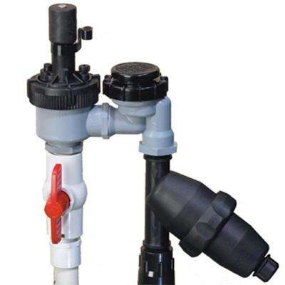 Blue Stripe Drip Zone Valve Kit