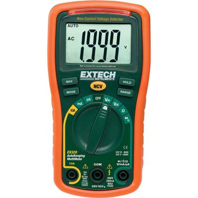 Commercial Electric Auto Ranging Multimeter 600V-MMA-8301R