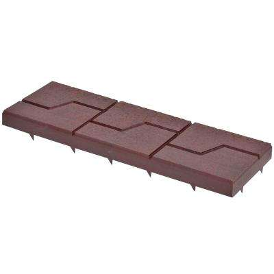 Keyway 8 in. x 24 in. Plastic Resin Driveway Pavers (5-Pack)