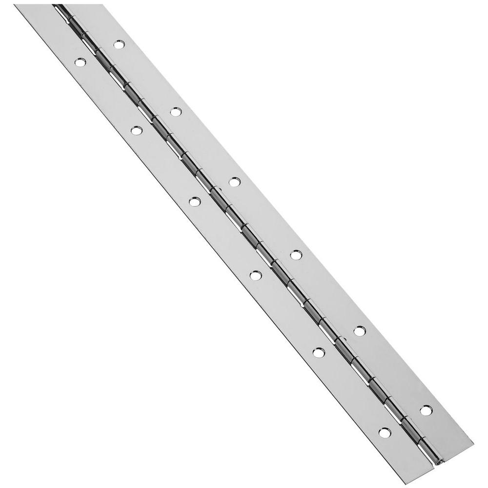 1-1/2 in. x 72 in. Continuous Hinge