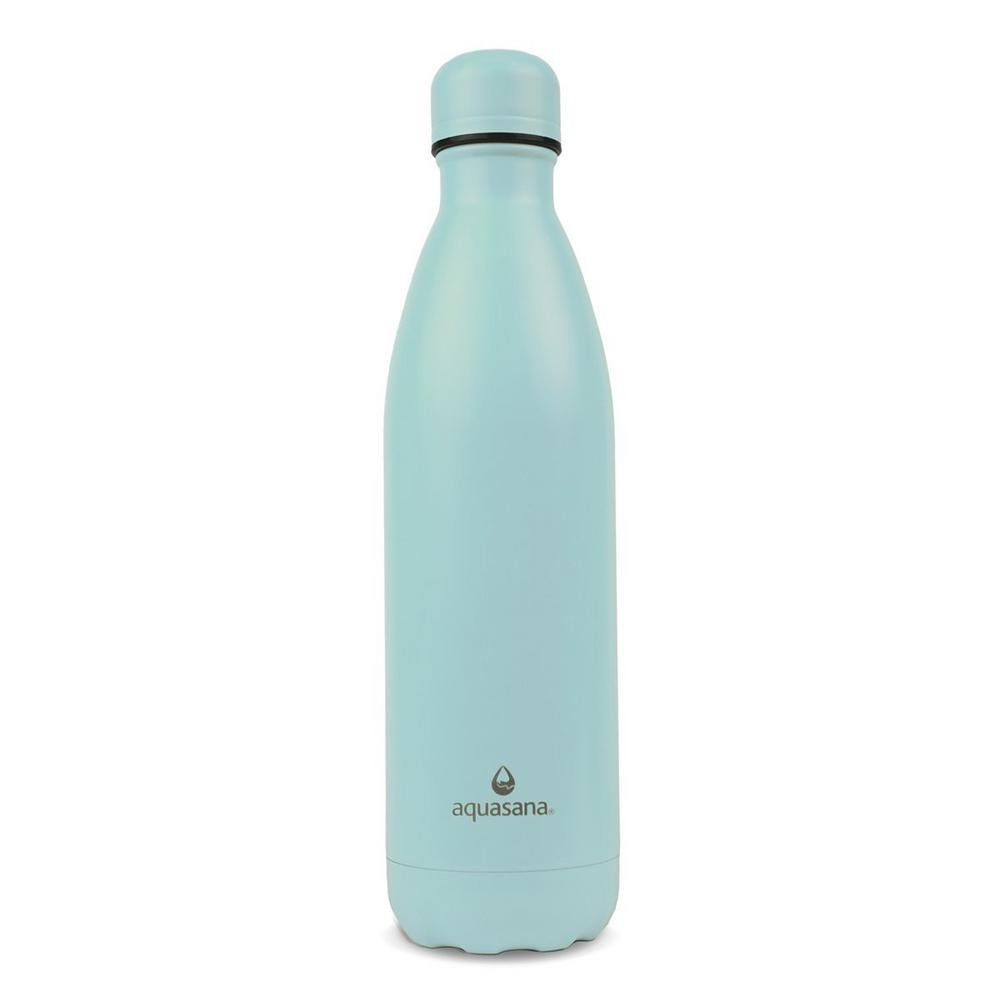 Aquasana 25 Oz Glacier Blue Vacuum Insulated Stainless