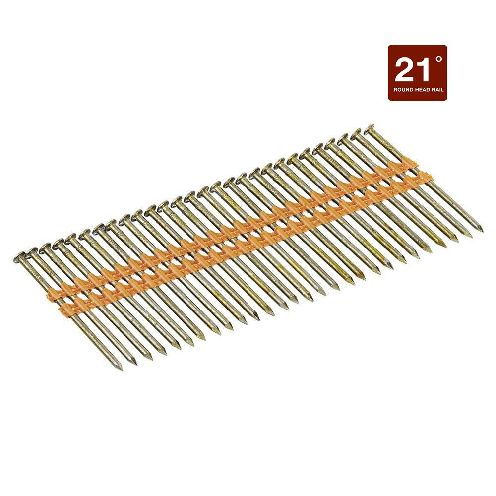 Nail 2000: DEWALT 2-3/8 In. X 0.131 In. Metal Framing Nails (2000