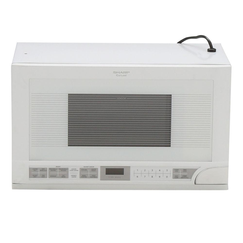 1 5 Cu Ft Over The Counter Microwave
