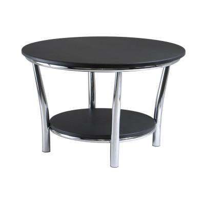 Maya Black Coffee Table