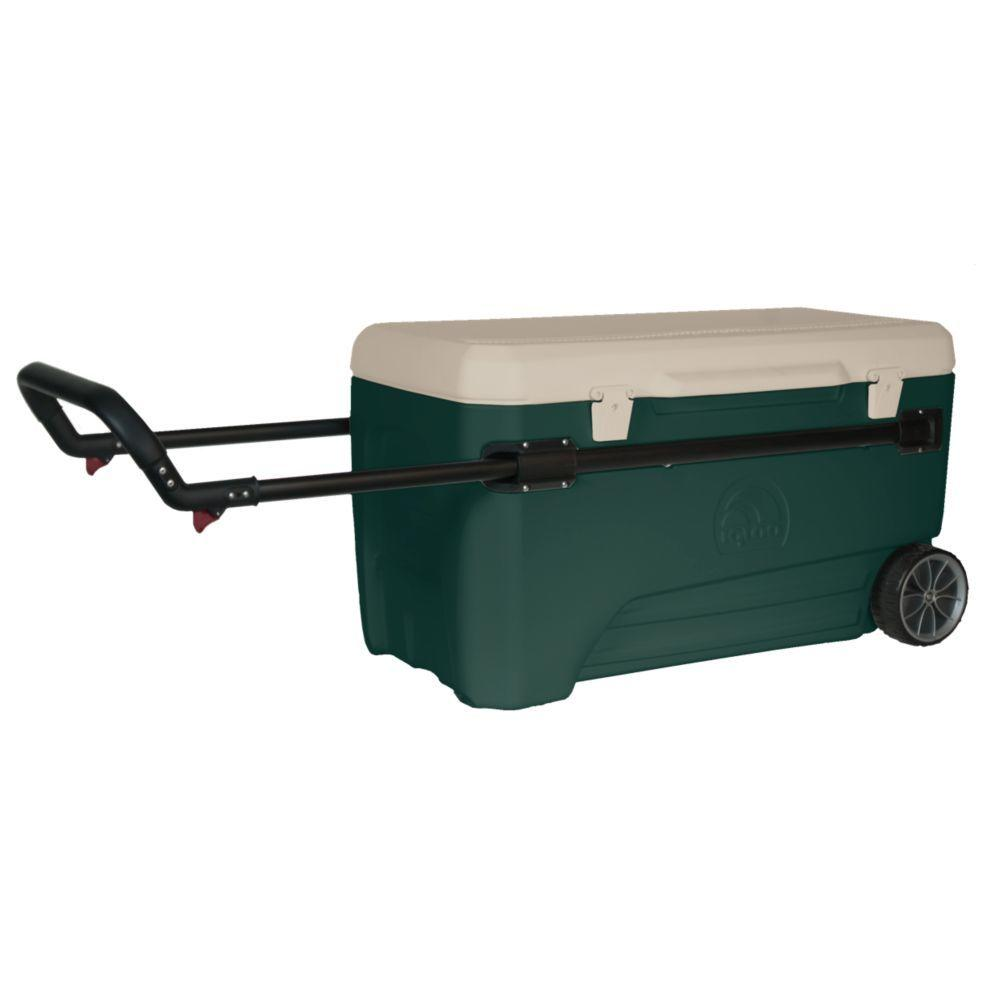 Glide Sportsman 110 qt. 2-Wheeled Cooler