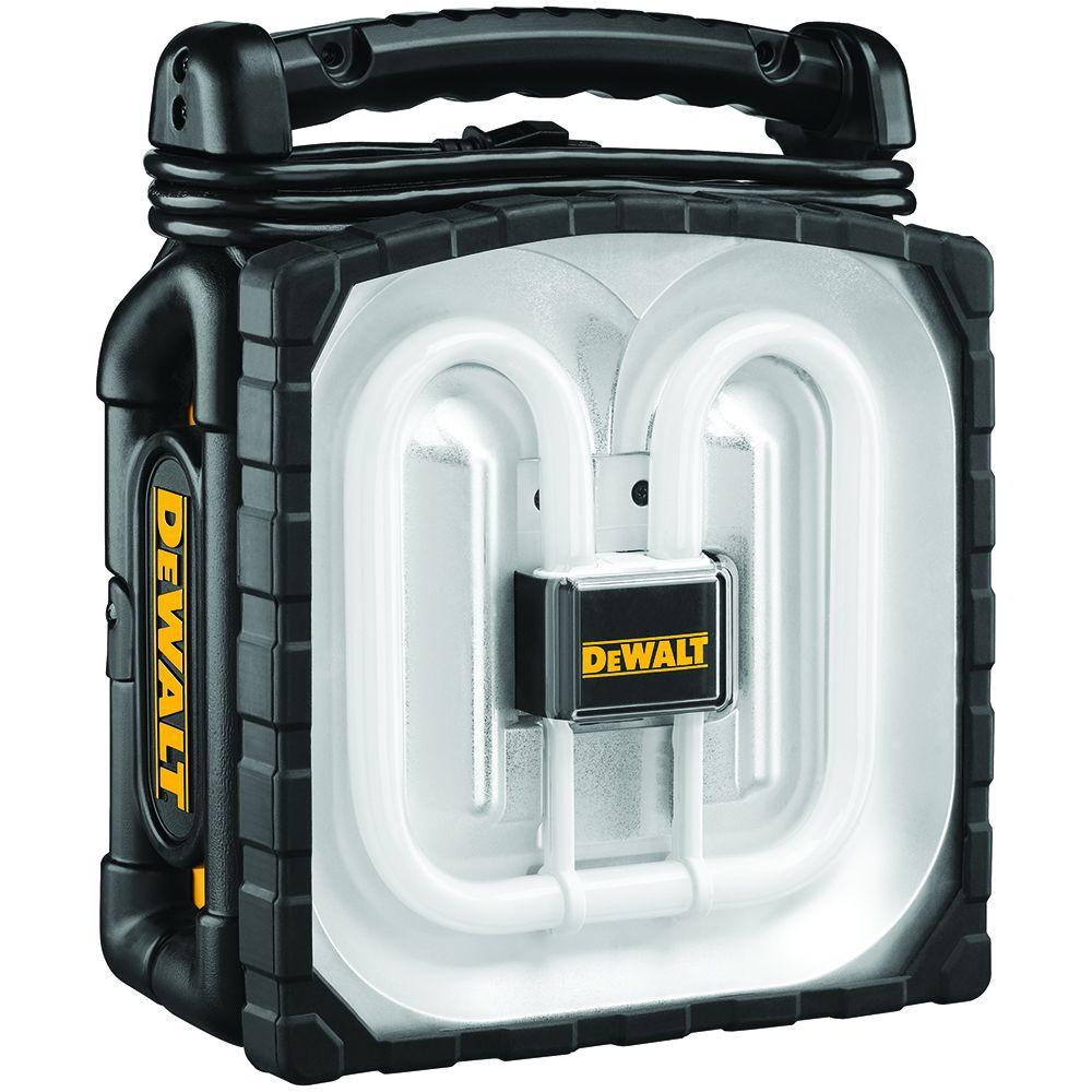 dewalt 38 corded work light