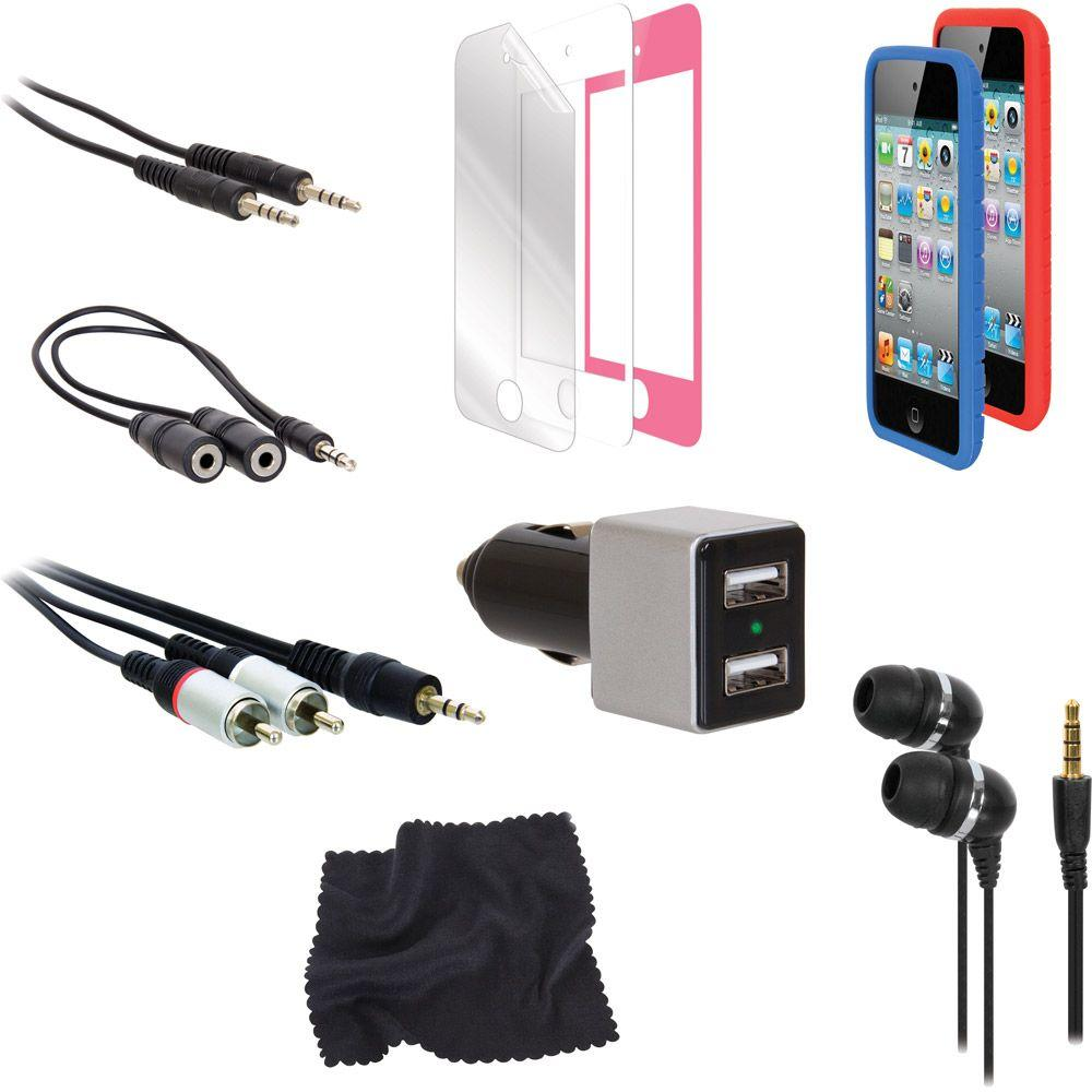 i.Sound 11-In-1 Accessory Kit for iPod touch 4G-DISCONTINUED