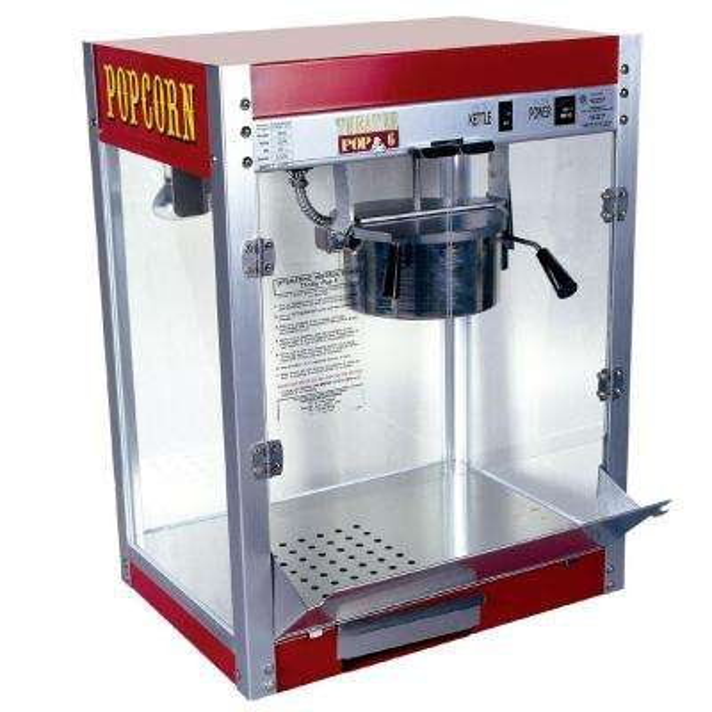 Theater Pop 6 oz. Popcorn Machine