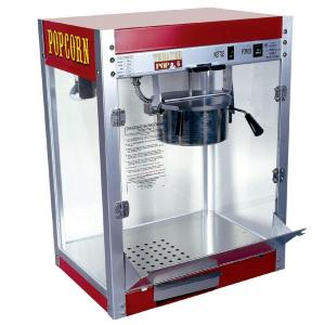 Click here to buy Paragon Theater Pop 6 oz. Popcorn Machine by Paragon.