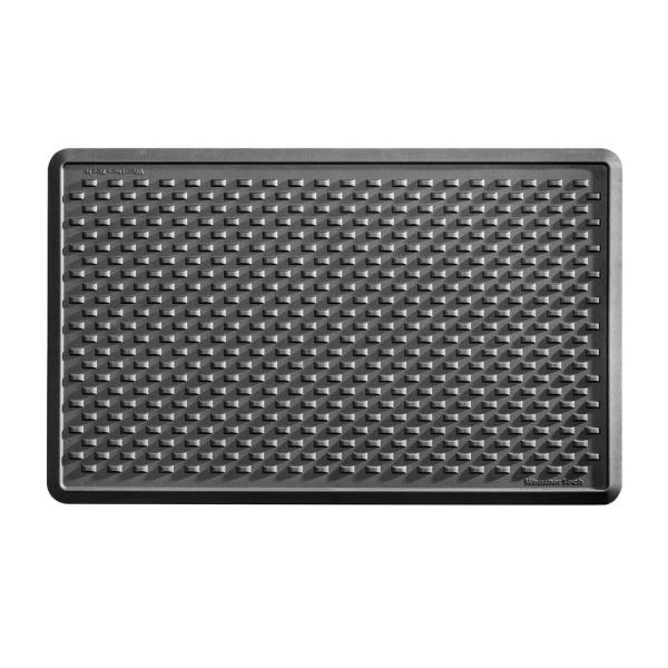 WeatherTech ODM1G Grey Outdoor Mat 24in x 39in