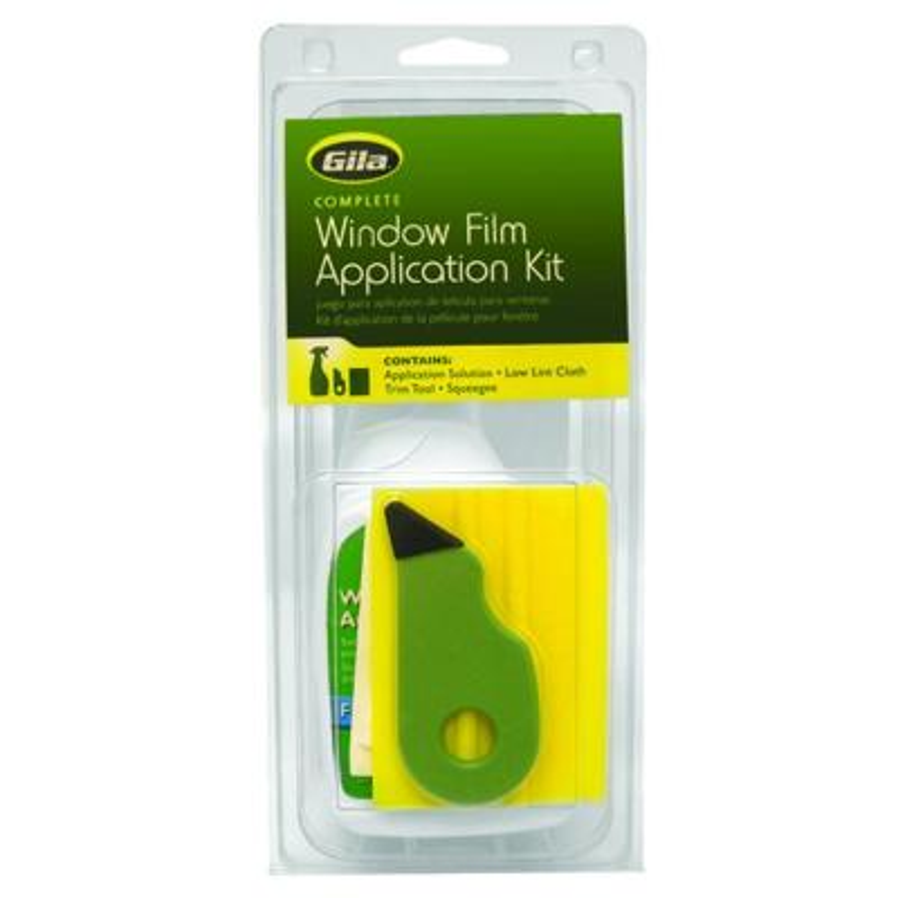 Complete Window Film Application Kit